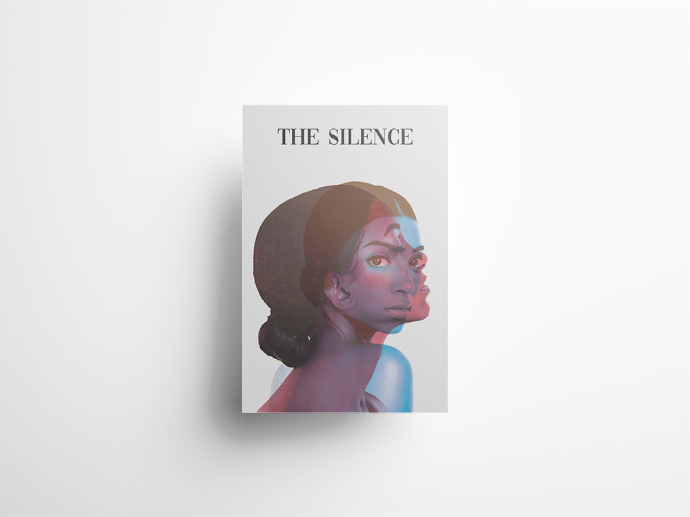 The Silence, Poster Design, Hekyma